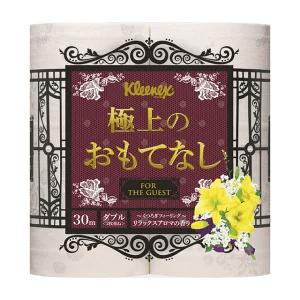 日本製紙クレシア株式会社 クリネックス極上のおもてなし