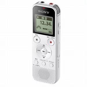 ソニー ICレコーダー4GBリニアPCM録音対応