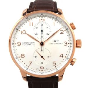 IWC ポルトギーゼ クロノグラフ オートマティック IW371480