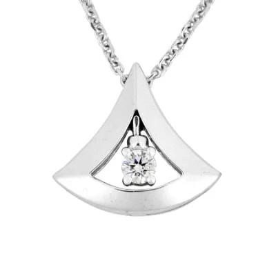 ブルガリ BVLGARI ディーヴァ ドリーム 1P ダイヤモンド ネックレス