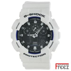 CASIO カシオ G-SHOCK Gショック ジーショック ビックフェイスGA-100B-7A