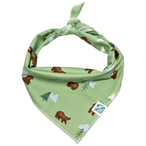 BROWNIE DOG BANDANA
