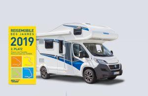 Knaus Live Traveller Alkoven für 4 oder 6 Personen