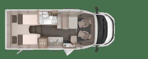 Knaus Live Ti 650 MEG - Lucky Dog Camper Modell 2020