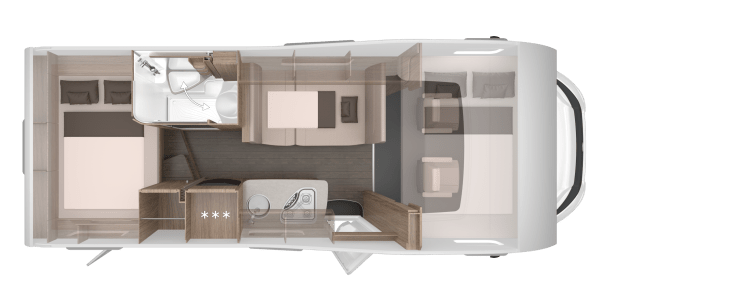 Knaus Live Traveller 650 DG - Lucky Dog Camper Modell 2020