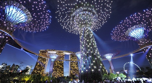 Tempat Natal Paling Keren Di Singapore
