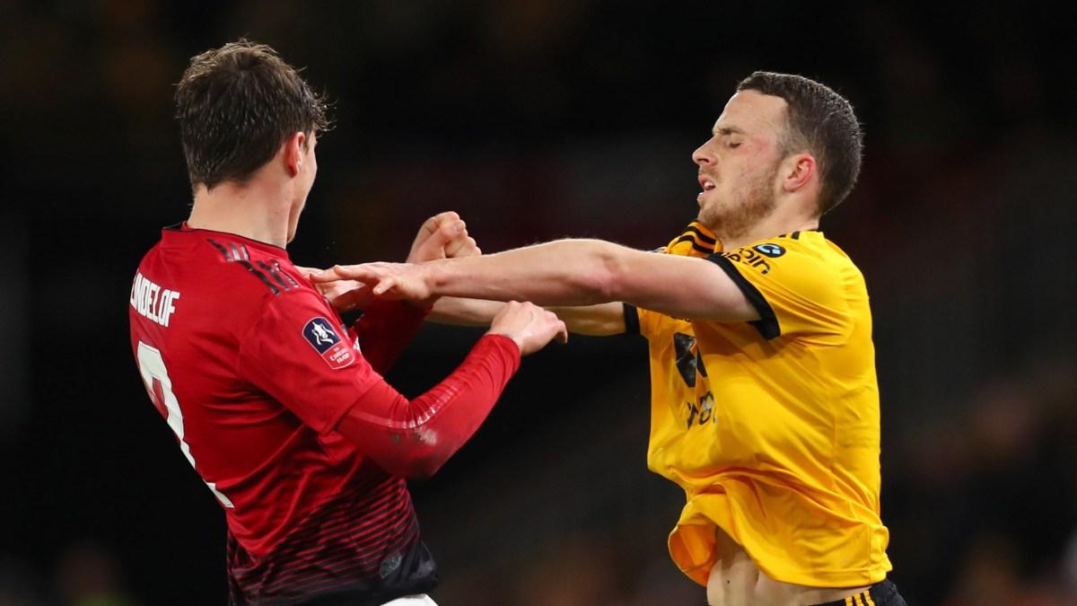 Wolverhampton Wanderers kembali Taklukan Manchester United