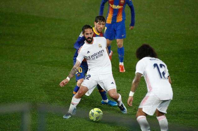Masa Masa Pengasingan Real Madrid