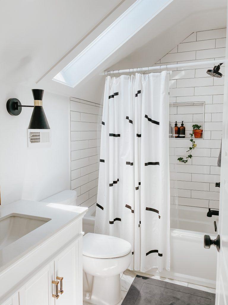 upstairs bathroom reveal lucky andi