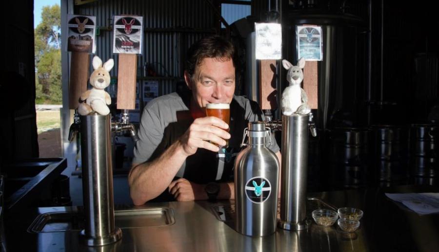 Lucky Bay Brewing Craft Beer Esperance
