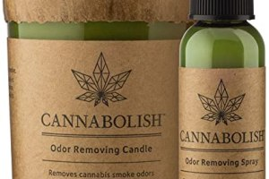 Cannabolish Candle & Spray