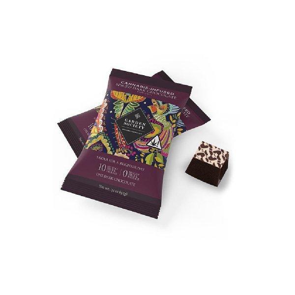 Garden Society Spiced Dark Chocolate