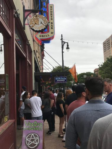 VooDoo Doughnuts Austin Texas