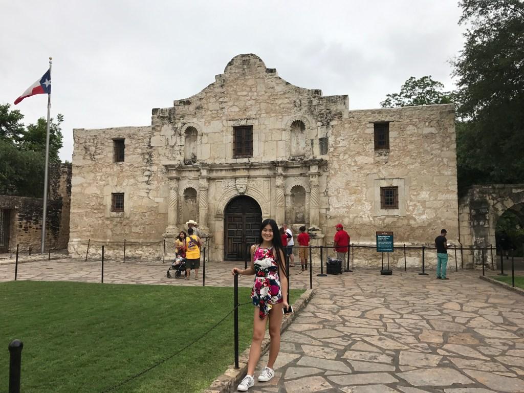 The Alamo and Baby Bug
