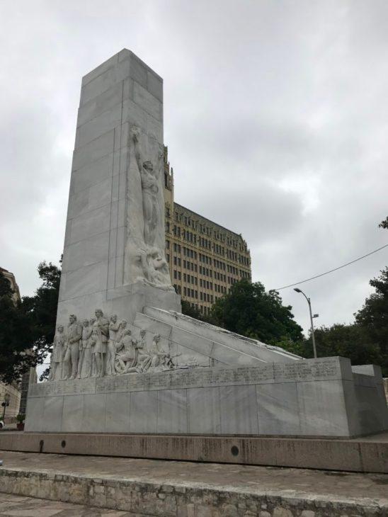 Alamo Centotaph