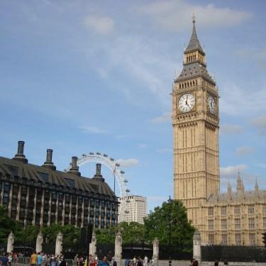 London, England – Buckingham, The Beatles and Big Ben