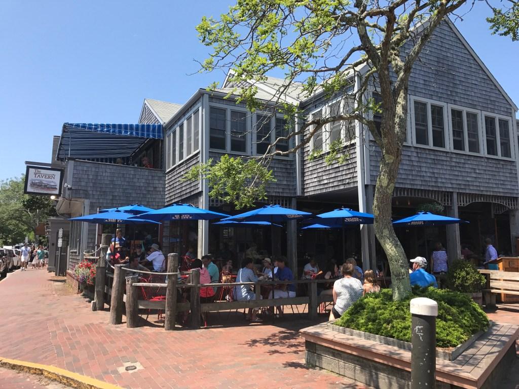 The Tavern Nantucket Cape Cod