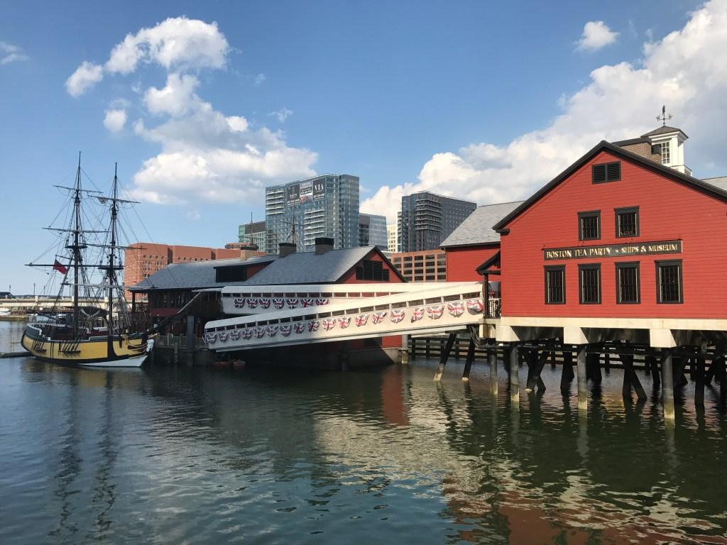 Boston Tea Party Ship and Museum Boston