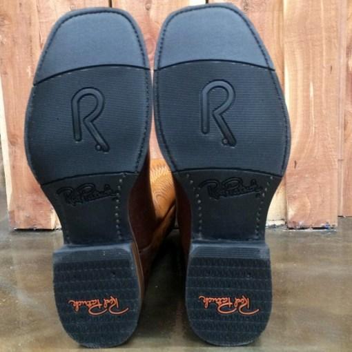 Rod Patrick Kango Tobacco Square Toe Boot RPM129