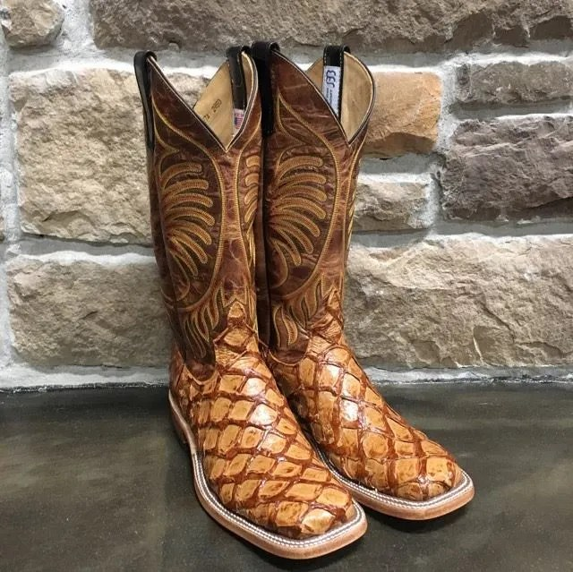 Anderson Bean Whiskey Bass Boot Lucky J Arena