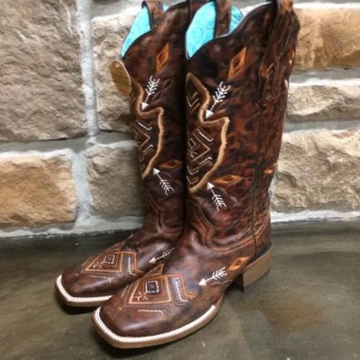 Corral Arrowhead Boot A3246