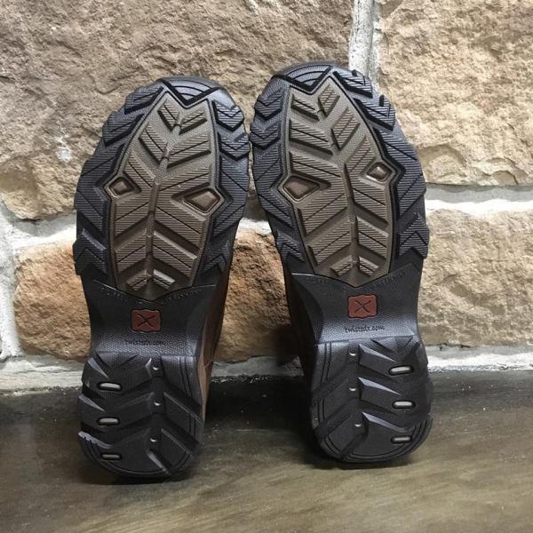 Men's Twisted X Brown Waterproof Hiker Shoe MHKW002