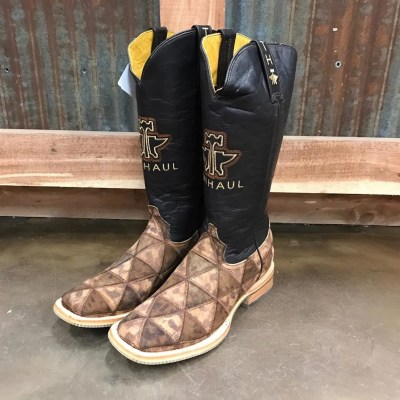 Women's Tin Haul Wild Thing Cheetah Soul Boots
