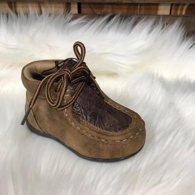 DBL Barrel Child's Shoe-Jed 4411908