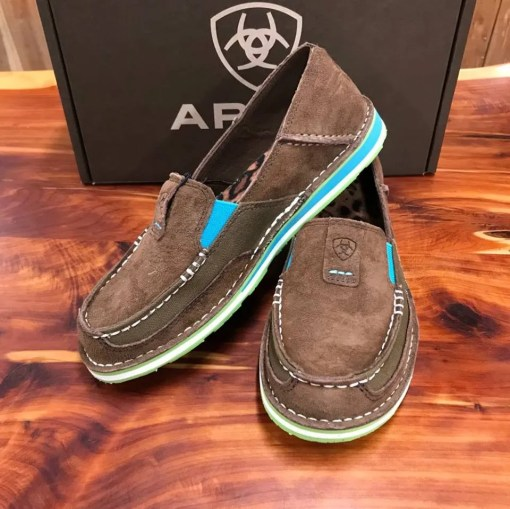 Women's Ariat Palm Brown Cruiser 10017457