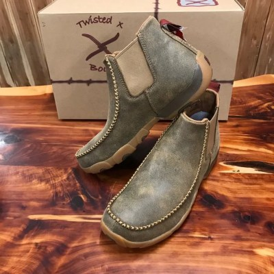 Men's Twisted X Slip On Driving Moc MDMG002