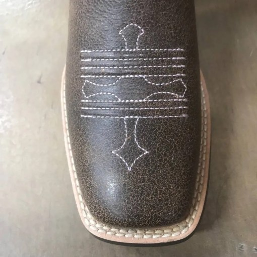 Kid's Ariat Tombstone Square Toe Boot 10015390