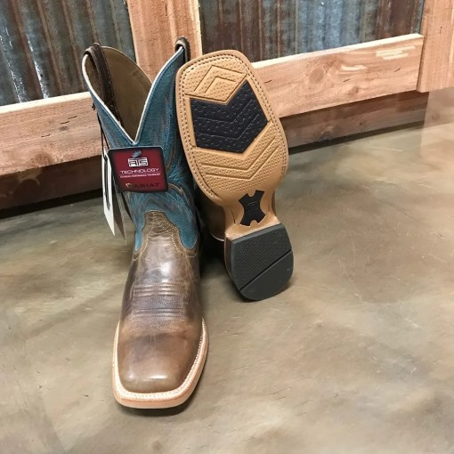 Men's Ariat Dusted Arena Rebound Square Toe Boot 10021679