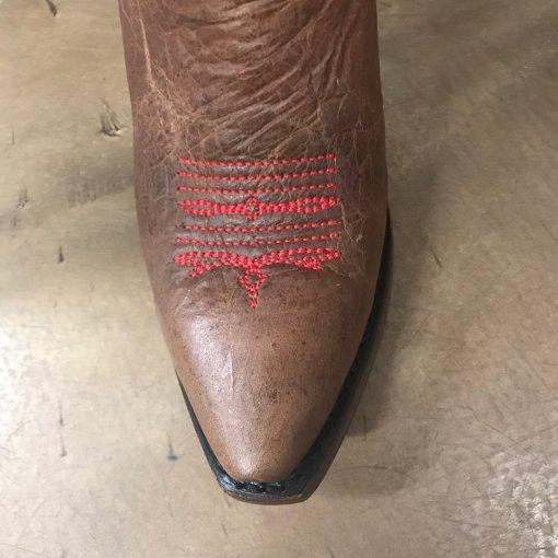 Girl's Roper Cactus Cutie Snip Toe Boot