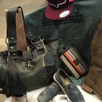 STS General Tote in Olive
