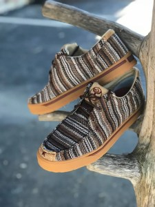 Twisted X Mens Multi Brown Hooey Lopers MYC014