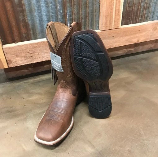 Men's Ariat Plano Bantomweight Square Toe Boots 10025168