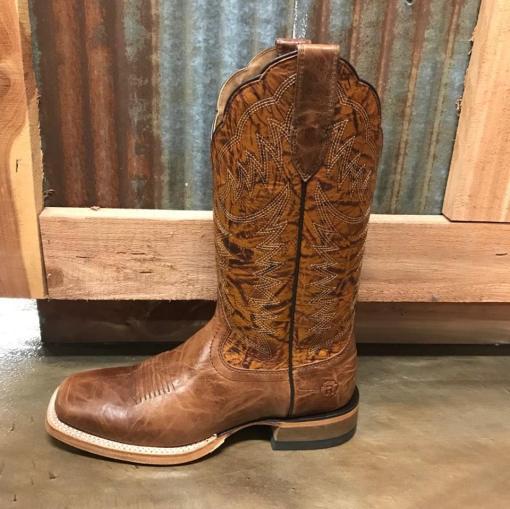 Men's Ariat Relentless Record Breaker Square Toe Boots 10025184