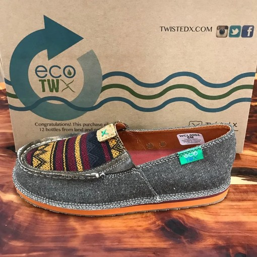Women's Eco Twisted X Loafer Dust/Multi WCL0004