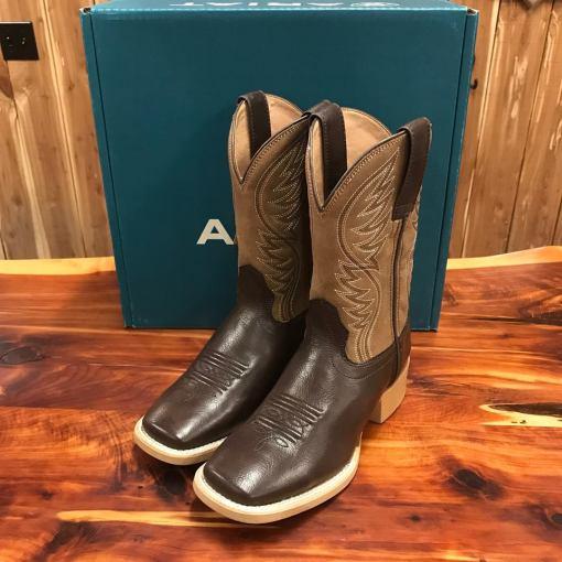 Kid's Ariat Brumby Fudgesickle Square Toe Boot 10025169