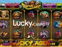 Game Judi Slot Safari Life Joker123