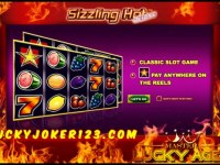 Slot Online Joker123 Sizzling Hot