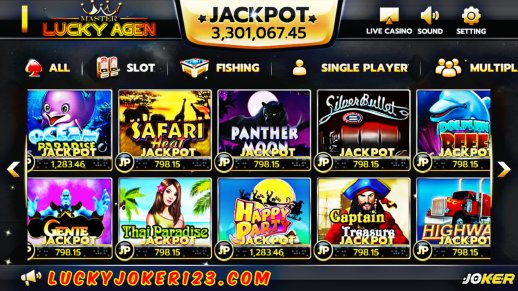 Game Judy Slot Online Joker123 | LuckyJoker123.Org