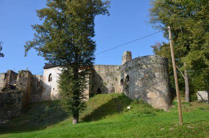 Schlossruine Hartenstein