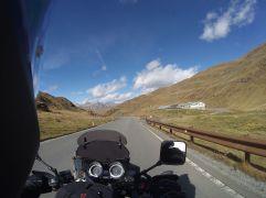 Auf dem Weg nach Livigno