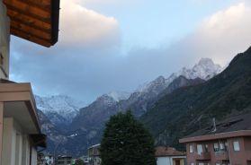 Blick in die Berge (Norden)