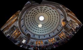 Roma (12) Pantheon Pano