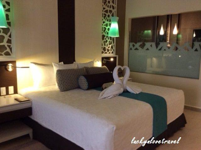 roviera maya mexico honeymoon, el dorado seaside suites