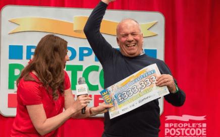 Nigel_Howard_Scoops_Peoples_Postcode_Lottery_Prize