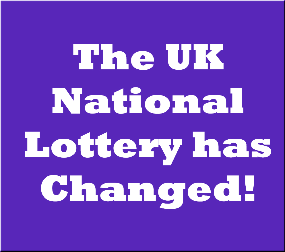 The UK National Lottery