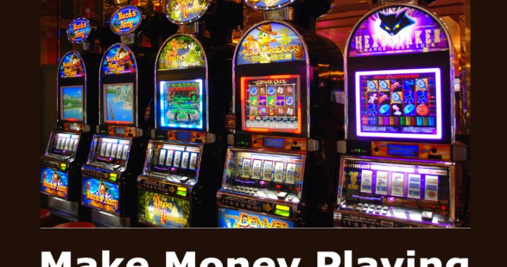 Make Money Playing Slots Online Risk Free